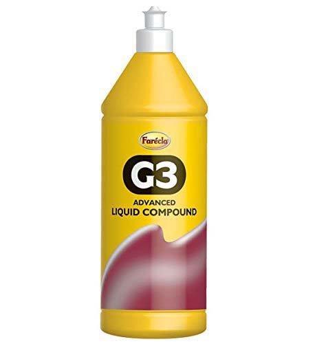 FARECLA Farécla G3 Schleifpolitur Advanced Liquid Schleifpaste Politur 700g AG3-700