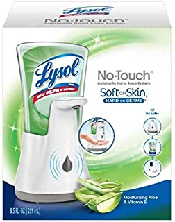 Best lysol no touch hand soap system Reviews
