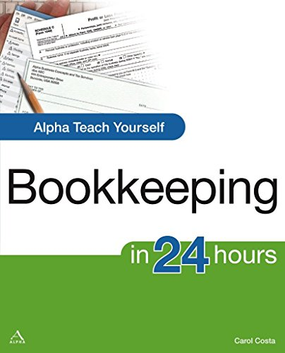 Compare Textbook Prices for Alpha Teach Yourself Bookkeeping in 24 Hours  ISBN 9781592576951 by Costa, Carol