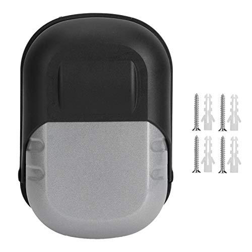 Caja de llaves Caja de cerradura de llave de aleación de aluminio profesional Caja de almacenamiento de seguridad para llaves al aire libre montada en la pared(Cebo de langosta)