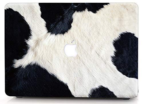 Cute Cow Design Laptop Case for New MacBook Air 13 inch Retina Model: A2337M1 A2179 A1932 case 2020 2019 2018 Release Hard Plastic Cover Shell RQTX –(HRH Cow)