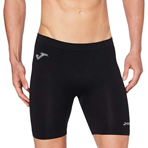 Joma Brama - Pantaloni Termici da Uomo, Colore Nero Taglia S-M