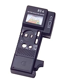 TEKTON 7333 Battery, Bulb and Fuse Tester (B000NPZ4TO) | Amazon price tracker / tracking, Amazon price history charts, Amazon price watches, Amazon price drop alerts