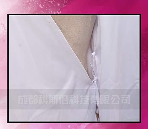 『キングダム 羌瘣 cosplay服 コスプレ アニメ 服のセット 女性用 秦國 飛信隊 (M)』の4枚目の画像