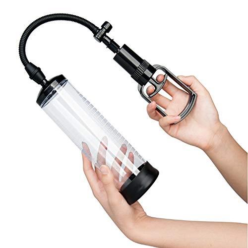 Manuelles Vakuum-luftpumpenwerkzeug Für Massagegeräte Für Männergesundheit Mit Ergonomischer T-griff-pumpe
