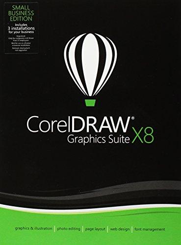 CorelDRAW Graphics Suite X8 - Business Edition