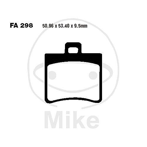 EBC Pastillas de freno FA298