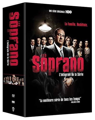 Les Soprano-L'intégrale