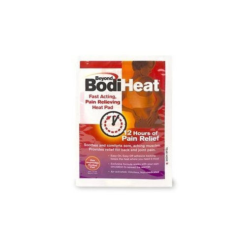 Beyond Bodi Heat Pain Relieving Heat Pad 10 ea