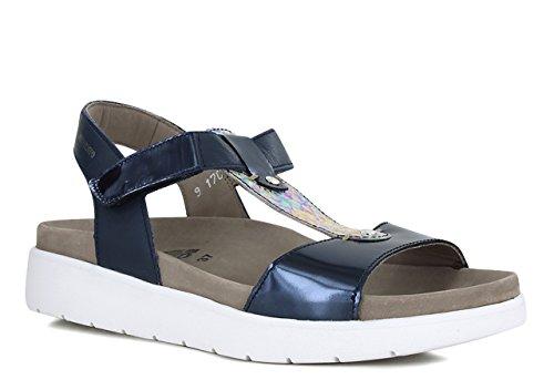 MEPHISTO OCEANIA - Sandales / Nu-pieds - BLUE - Femme - T. 37