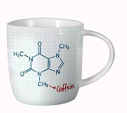 Grafik-Werkstatt 61144 Kaffeetasse fürs Büro| Porzellan verschenken | Chemie Tasse