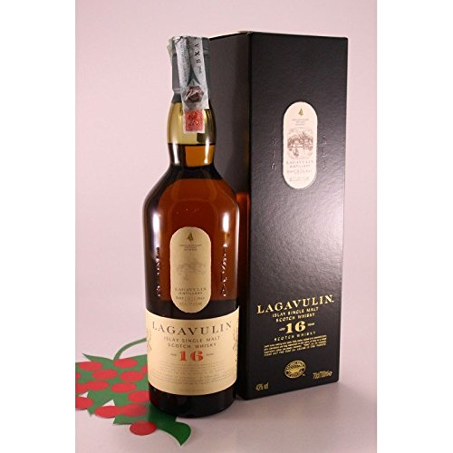 Lagavulin 16 años Islay Single Malt Whisky (1 x 0.7 l)