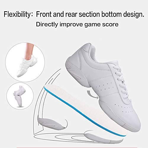 Smapavic Cheer Fashion Shoes For Girls