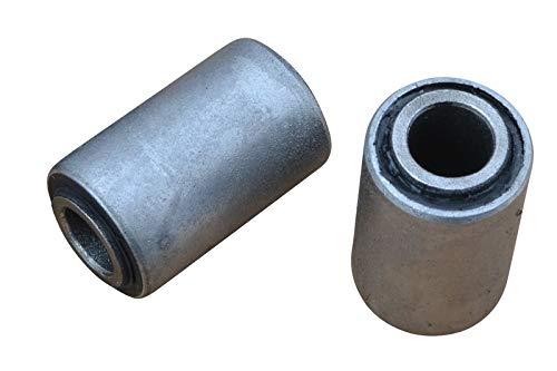 FKAnhängerteile 2 x Silentbuchse S1 für DDR - ANHÄNGER HP300 HP400 HP 350 etc