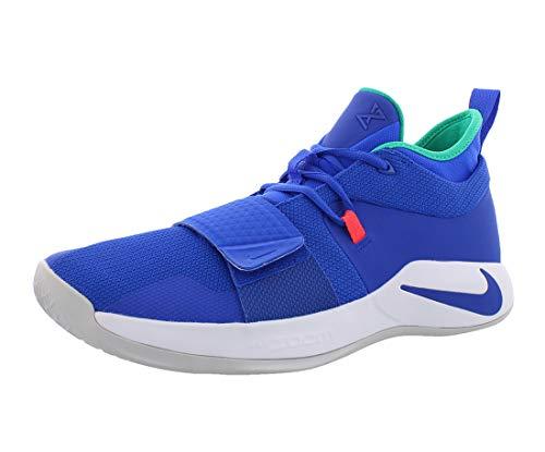 Nike PG 2.5, Scarpe da Fitness Uomo, Multicolore Racer Blue-White 401, 44 EU