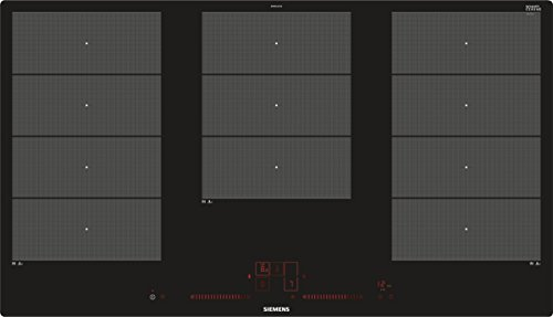 Siemens EX901LXC1E iQ700 Kochfeld Elektro / Ceran/Glaskeramik / 89,2 cm / Power Boost Funktion / schwarz