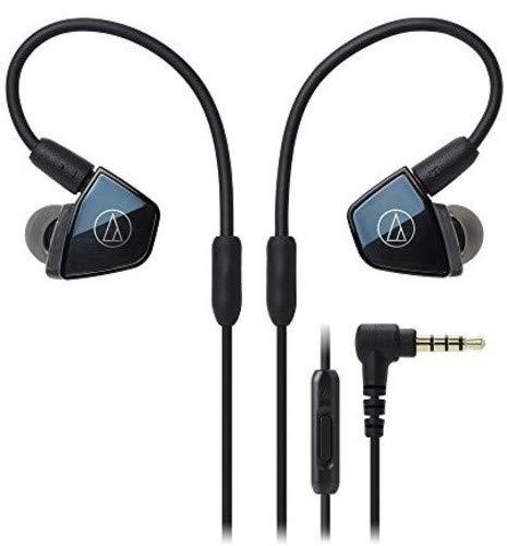 Audio-Technica ath-ls400is Unidad de armazón Quad Auriculares in-Ear con micrófono en línea & Control