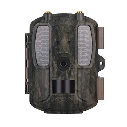 SXZHSM Wildlife Trackingcamera, 12 MP1080P HD, infrarood camera, nachtzicht en 2,0 inch LCD-display, voor outdoor en thuis, beveiliging, bewaking, jachtcamera