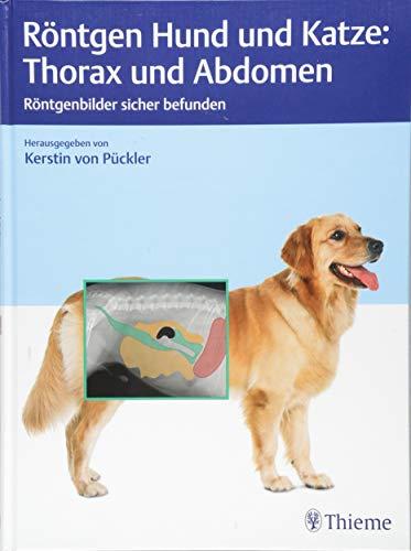 Röntgen Hund und Katze: Thorax und Abdomen: Röntgenbilder sicher befunden