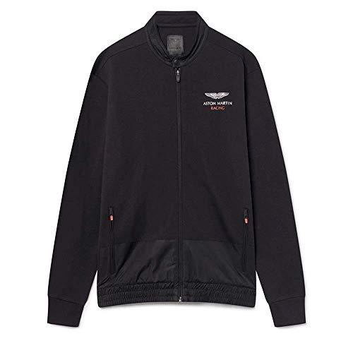 Chaqueta Hackett negra Aston Martin para hombre Negro XL