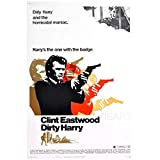 TanjunArt Dirty Harry Vintage Film Kunst Leinwand Malerei