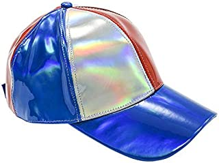 DollarItemDirect Patriotic Iridescent Baseball Cap, Case of 72