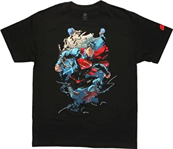 Superman Unchained #1 T-Shirt X-Large
