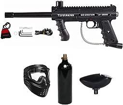 Tippmann PLATINUM 98 Custom Paintball Gun Package