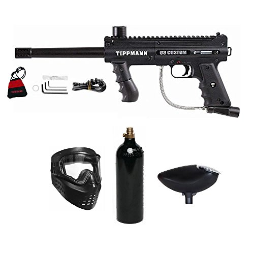 Tippmann PLATINUM 98 Custom Paintball Gun Package