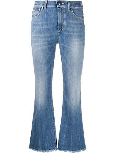 Jacob Cohen Zaira Jeans Blau Fackel - Blau Klar, 26