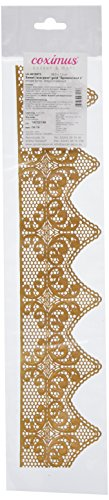 coximus 2 x Sweet lace-pearl gold
