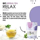 Zoom IMG-1 vitativ relax 60g tisana biologica