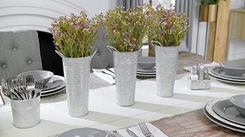 Rustic metal flowers wholesale _image0