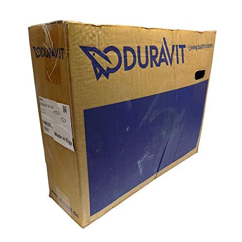 Duravit Vero - Lavabo vero 60cm encimera diseño blanco