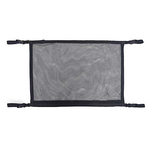 Auto Decke Mesh Aufbewahrungstasche Einfache atmungsaktive Mesh Reißverschluss Kleinigkeiten Aufbewahrungstasche Aufbewahrungstasche einstellbar
