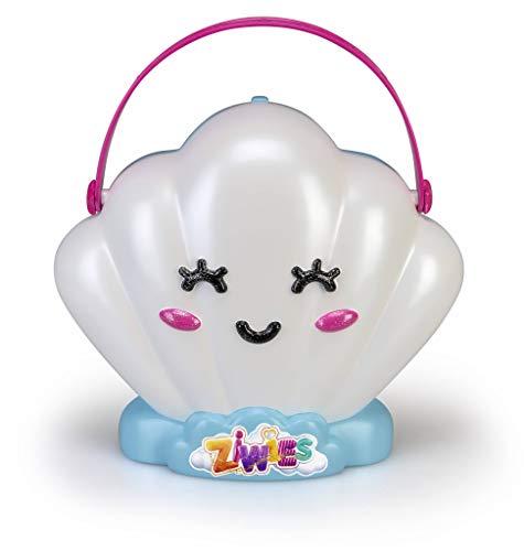 Ziwies Perla Mágica - Maletin perlado trasformador de figuras, para niños y niñas de 4 a 8 años (Famosa 700015122)