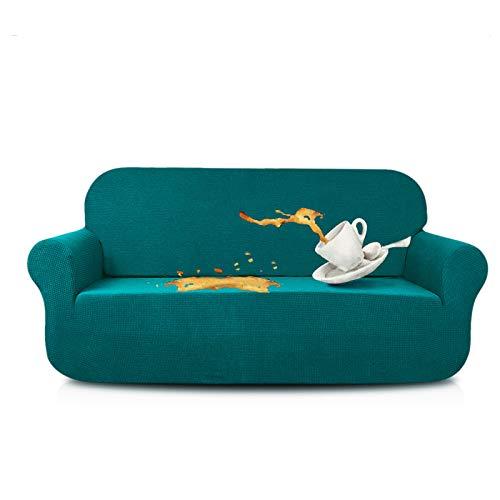 AUJOY Fundas de sofá Elásticas de 1 Pieza Repelente al Agua para Mascotas