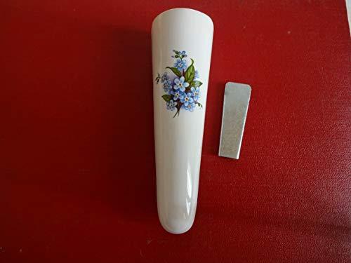 Autovase Blumenvase mit Halterung Käfer Ovali Brezel