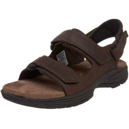 Dunham Men's St. Johnsbury Sandal,Brown,10 D (M) US