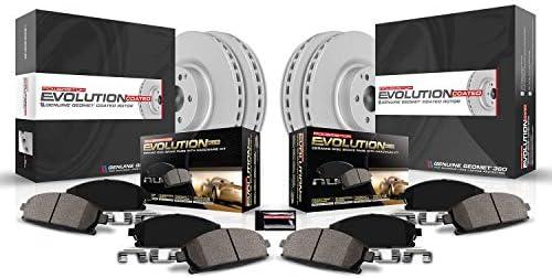 KOE5487 Rear Autospecialty Daily Driver OE Brake Kit