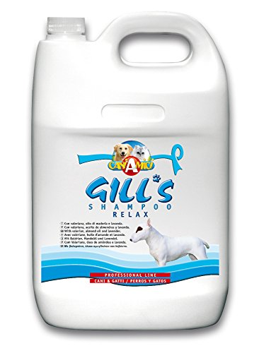 Croci Gill's Shampooing Relax pour Chien 5000 ML