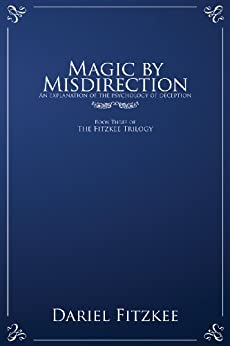 Magic by Misdirection (The Fitzkee Trilogy Book 3) by [Dariel Fitzkee]