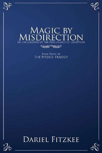 Magic by Misdirection (The Fitzkee Trilogy Book 3) (English Edition)