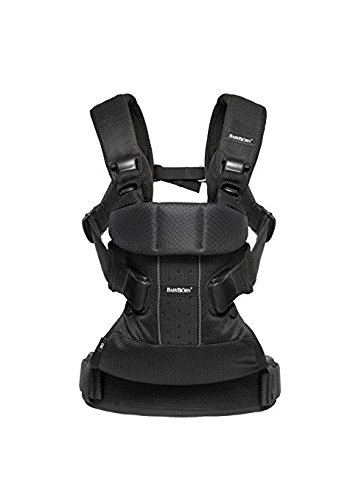 BABYBJÖRN Baby Carrier One Air, Mesh, Black
