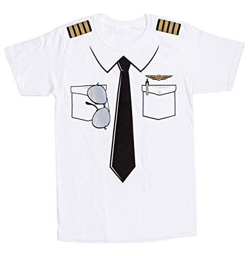 Luso Aviation The Pilot Uniform T-Shirt Large