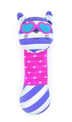 APPLE PARK Hochet couineur Catnap Kitty