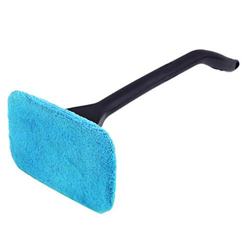 Demiawaking Scheibenwischer für die Windschutzscheibe, Auto, Fensterreiniger, Reinigungsbürste mit langem Griff