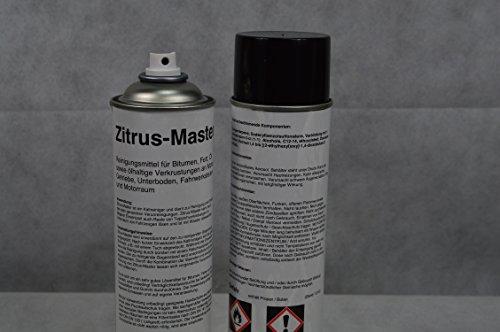 Preisvergleich Produktbild 2X Zitrus-Master 600ml lösungsmittelhaltiger Kaltreiniger auf Emulsionsbasis für Motor,  Getriebe,  usw,  Bereich Kfz,  Pkw, Lkw,  Motorrad usw.