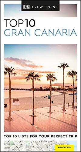 Gran Canaria. Top 10 (DK Eyewitness Travel Guide) [Idioma Inglés] (Pocket Travel Guide)