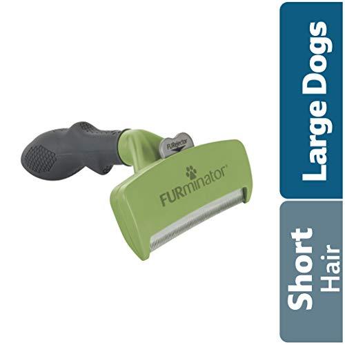 Price comparison product image Furminator Undercoat Deshedding Tool for Large Dogs Short Hair